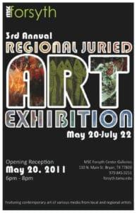 Art Exhibit Flyer