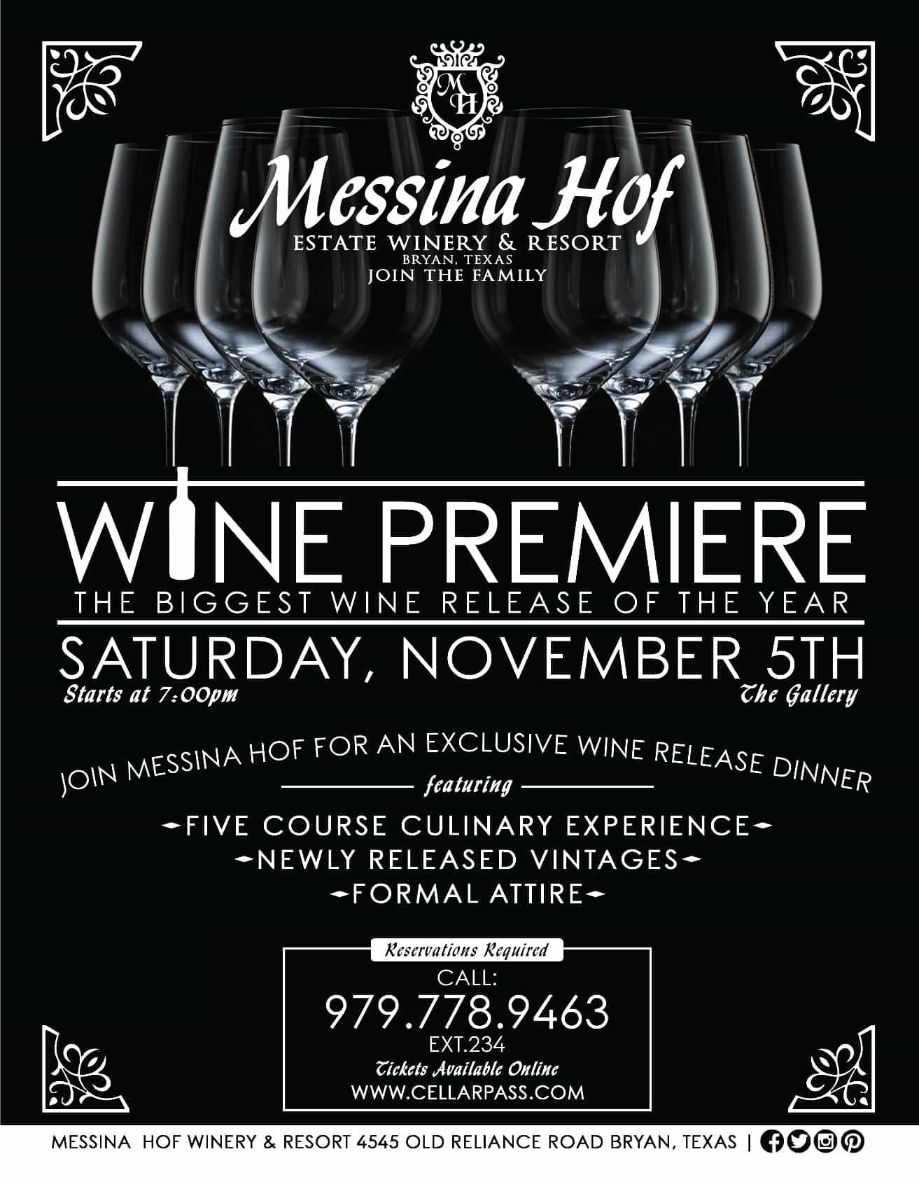 Messina Hof Winery Advertisement