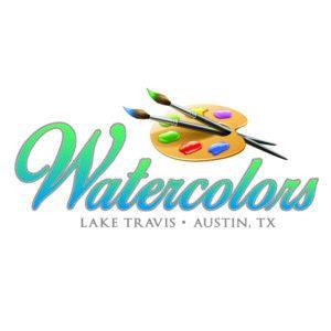 Watercolors Boat Decal