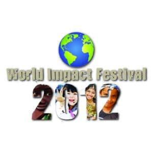 World Impact Festival Custom Logo
