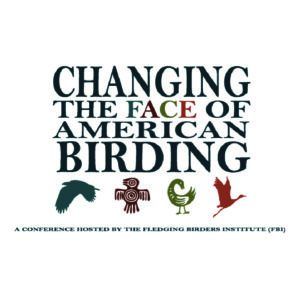 Changing the Face of American Birding Cusotm Logo
