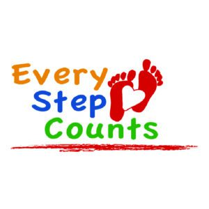 Every Step Counts NonProfit Logo