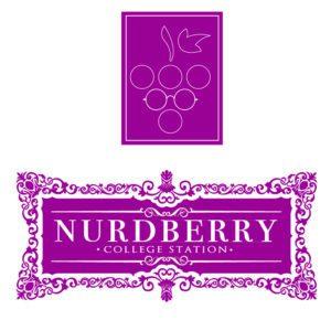 Nurdberry Logo Drafts
