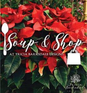 Tricia Barksdale Designs Social Media Event Image